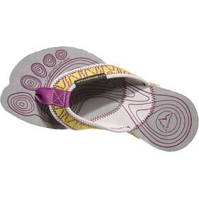 La Sportiva Swing sandaalit Naiset, purple/apple green